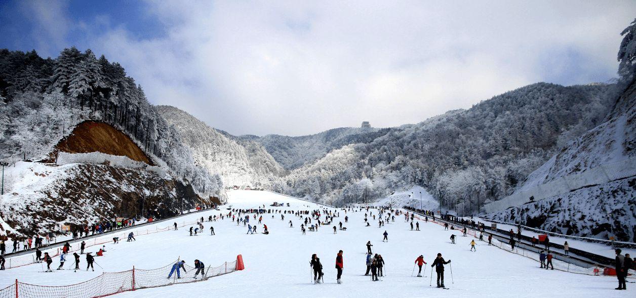 杭州大明山萬松嶺滑雪場開放時間一覽