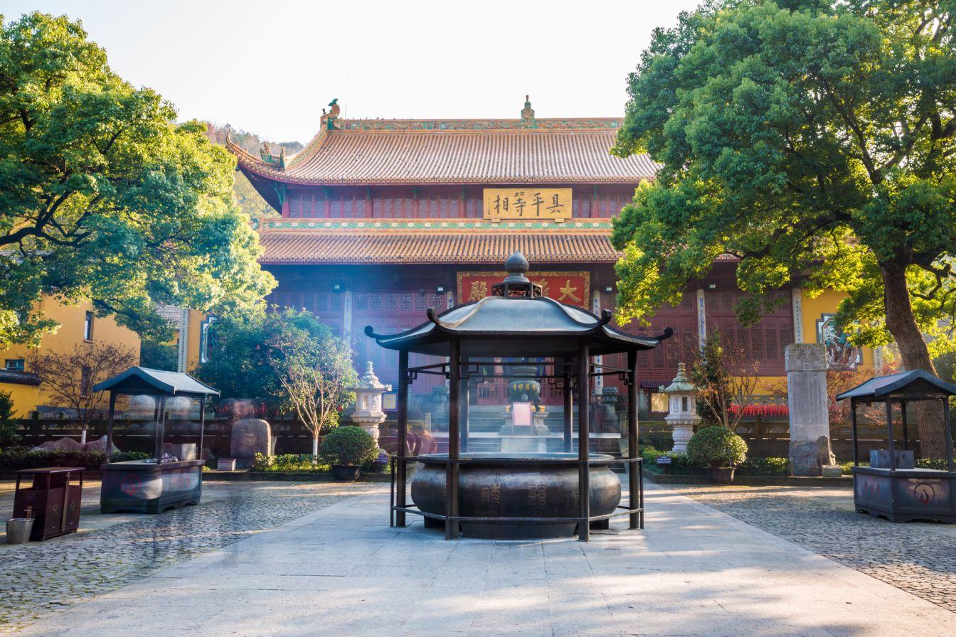 2021杭州寺庙年卡办理指南(时间地点+使用范