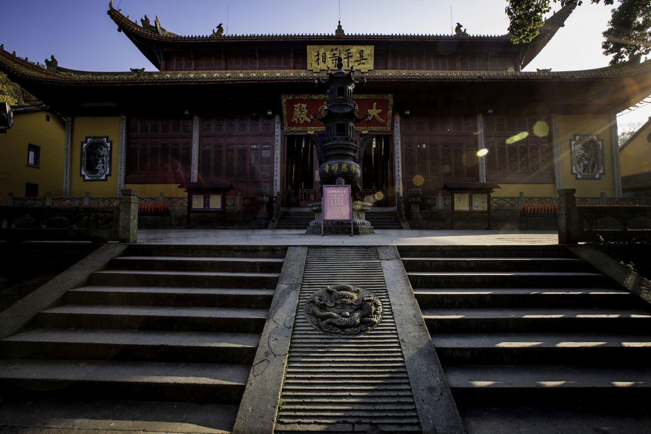 2021杭州寺庙年卡可以网上办理吗?