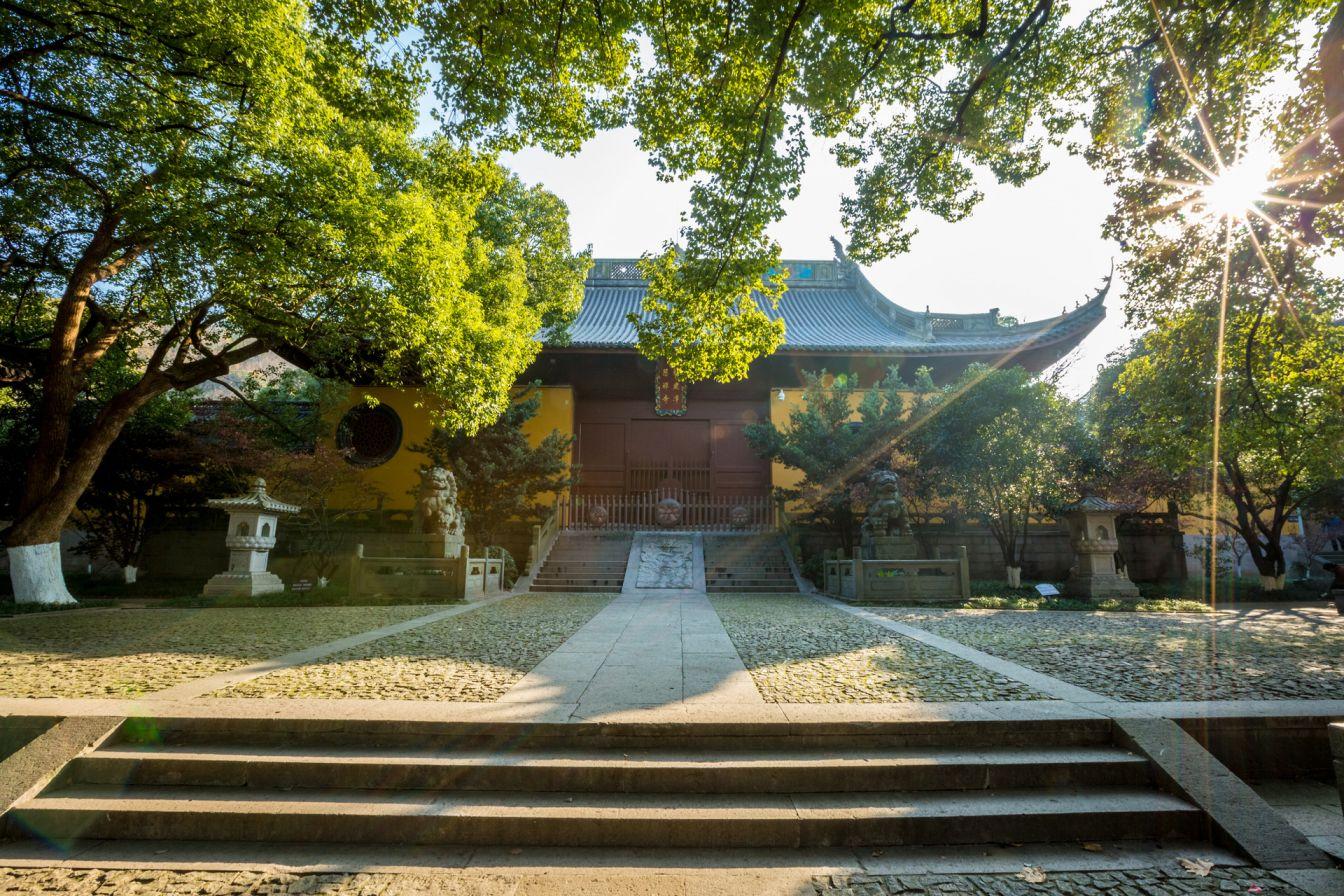 2021年杭州寺庙年卡发售时间一览