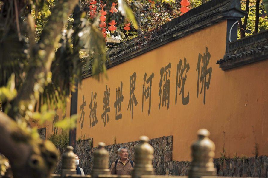 2020杭州中天竺法净禅寺预约教程