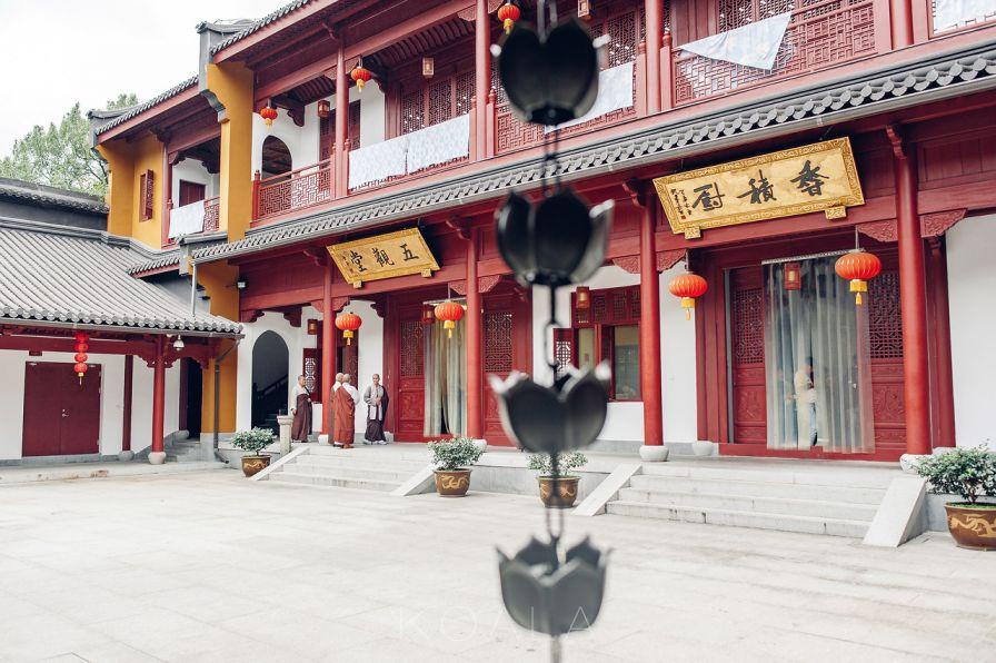 2020杭州三天竺法镜讲寺微信预约教程