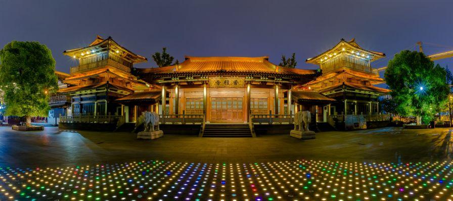 2020杭州香积寺微信预约教程