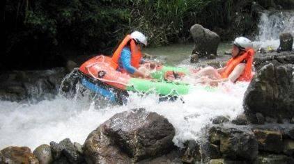 2020杭州千岛湖金峰峡谷漂流门票