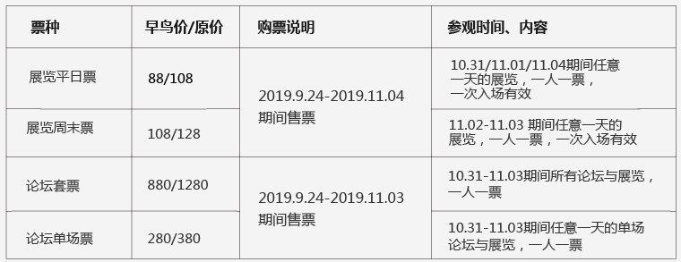 2019杭州ADM展会(时间 地点 门票)