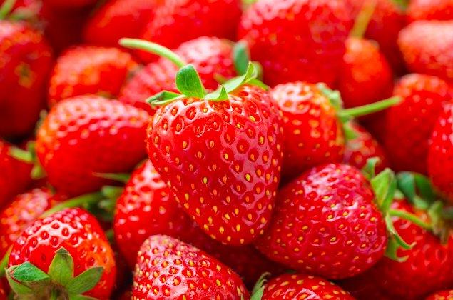 2020杭州下沙奶油草莓幾月上市
