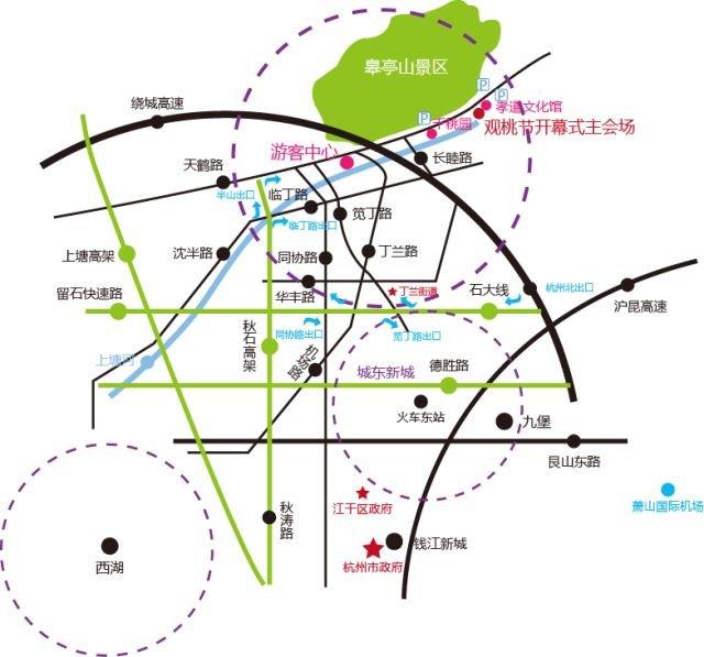 清明前后杭州哪些景区好玩 ?