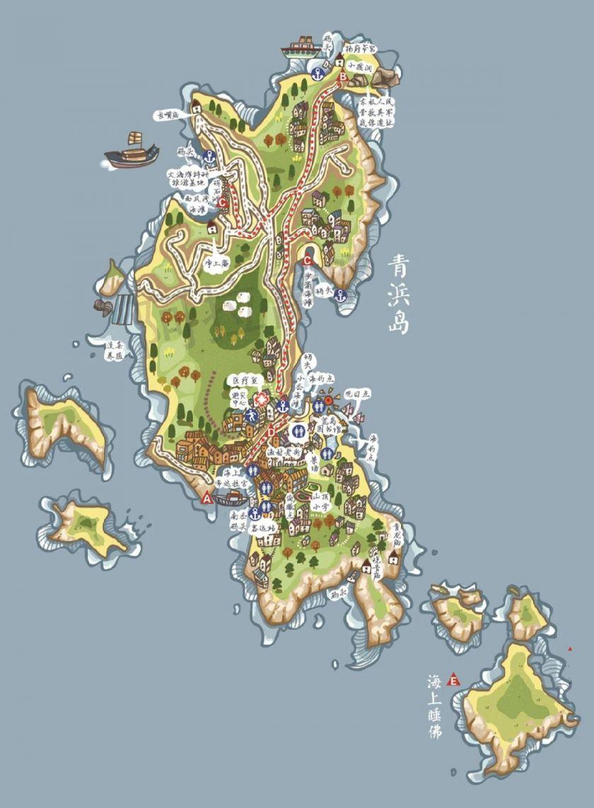 2021五一杭州去东极岛旅游攻略