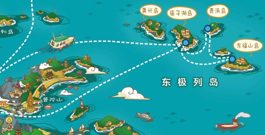 2021五一杭州去东极岛旅游攻略(交通指南 路线规划)