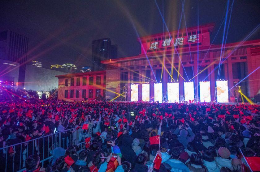 2021杭州元旦跨年倒计时活动汇总