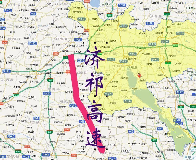 淮南高速 淮南高速公路 > 淮南高速公路规划图  图片来源于网络 图片