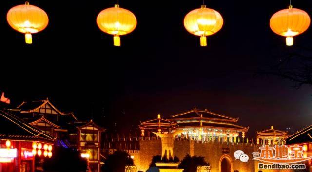 重庆周边特色古城  历史古韵都是棒棒哒