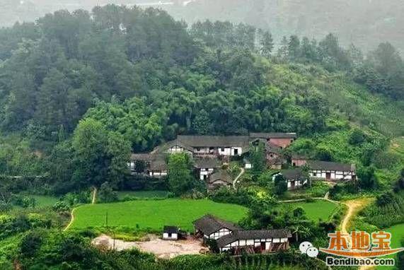 重庆周边美丽乡村推荐 远离都市来发乡村游