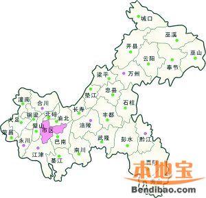 重庆十大最美古镇排名 你喜欢哪一个?