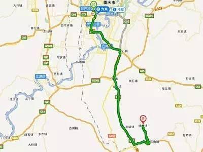 重庆周边冷门自驾避暑景点推荐 (附自驾路线+自驾路线图)