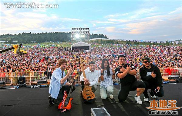 2016仙女山草原露营音乐节时间、地点、门票