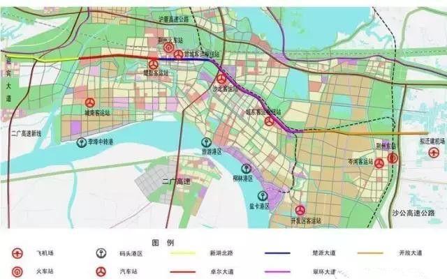 荆州城北高速(最新消息)