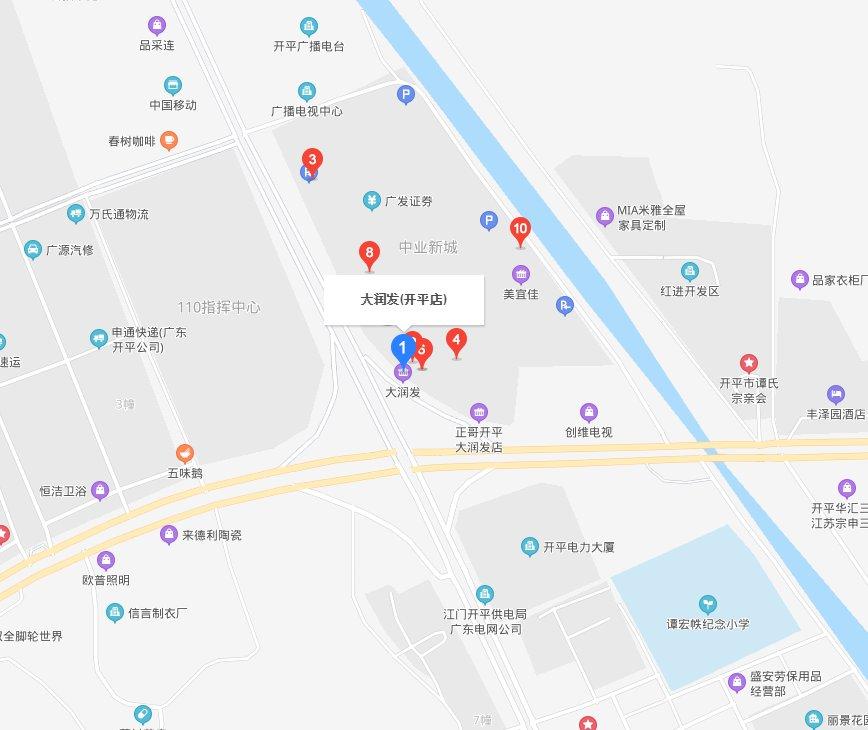 2020開平市第十二屆車展在哪舉辦