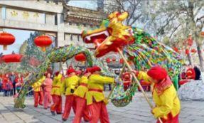 济南千佛山春节庙会