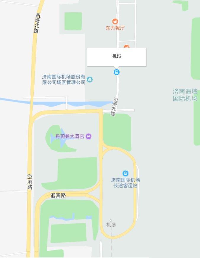 济南机场公交车路线一览