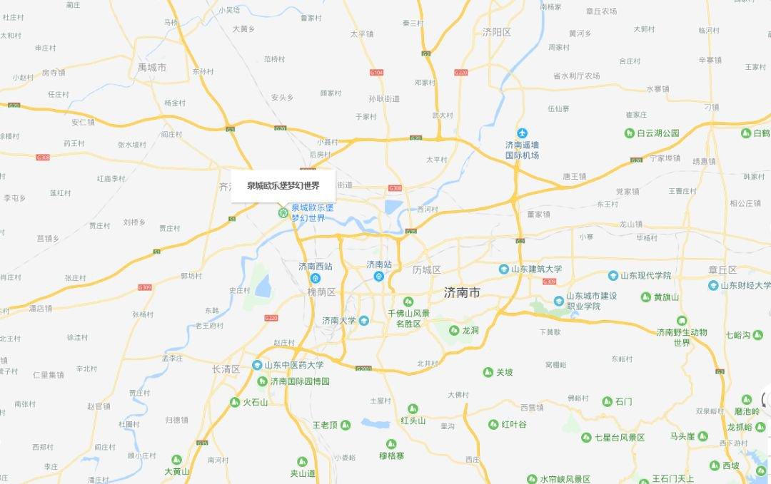 2020济南泉城欧乐堡春节活动详情 附优惠门票购买入口