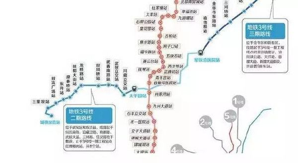 昆明地铁3号线最新消息(持续更新)