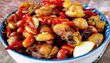 十二道锋味第二季菜谱菜谱大全之鱼酱炖稻花鱼