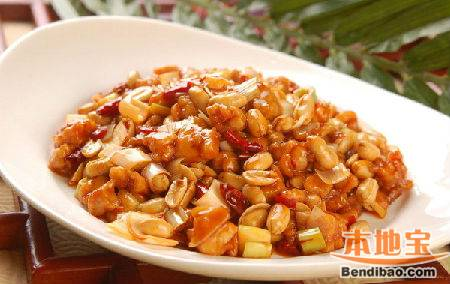 外国人爱吃的中国美食