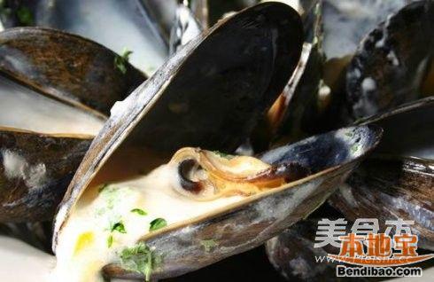 类海鲜种类(图片)