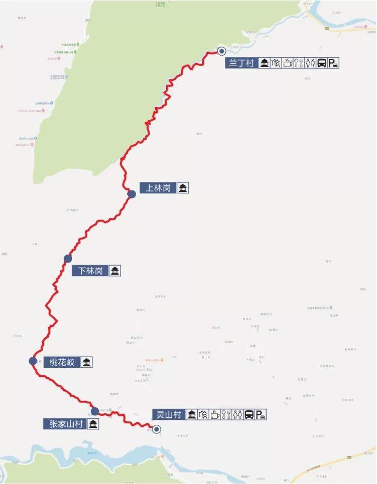 宁波有哪些地方适合登山?附宁波登山步道汇总