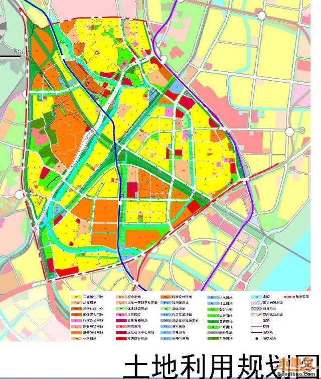 南京江北新区规划图_南京江北17年规划
