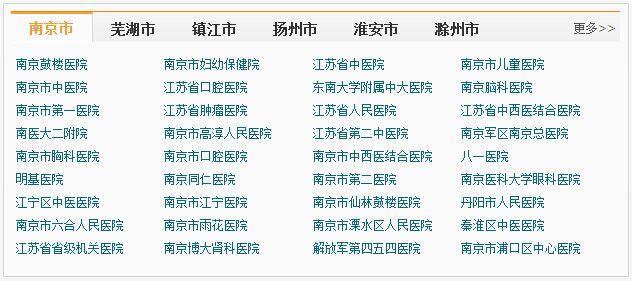 南京12320网上预约挂号指南