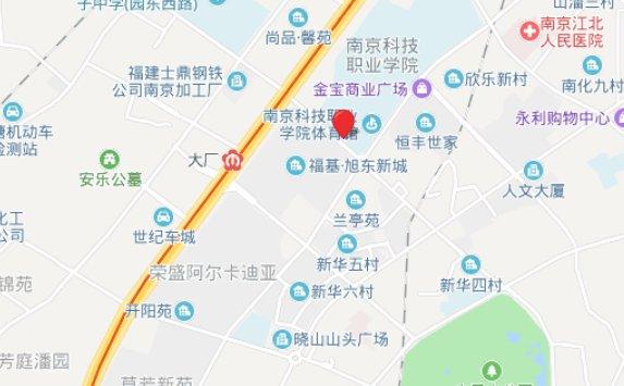 南京江北新區稅務局駐區政務服務中心(電話+上班時間圖片