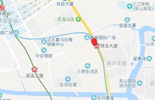 百度南京江宁区经济总量_南京江宁区地图