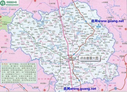 广西南宁良庆区地图全图高清版