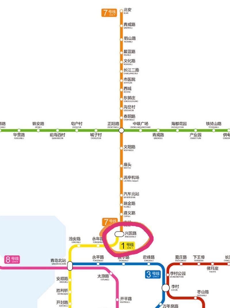 青岛地铁7号线最新消息(持续更新)