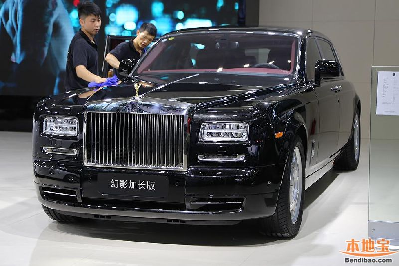 2016深港澳车展10大必看豪车 最贵的卖798万元!