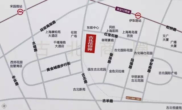 上海买花好去处 盘点沪上最大花市古北花世界