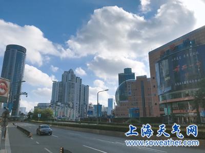7月22日上海天气预报:阴有阵雨或雷雨 最高29度