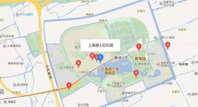 上海迪士尼8月特惠活动 一大一小455元!