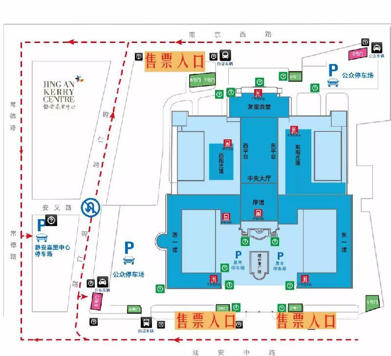 2018上海书展观展全攻略:如何排队 快递服务