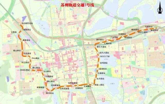 苏州地铁s1线即将开工建设 与上海地铁11号线无缝对接图片