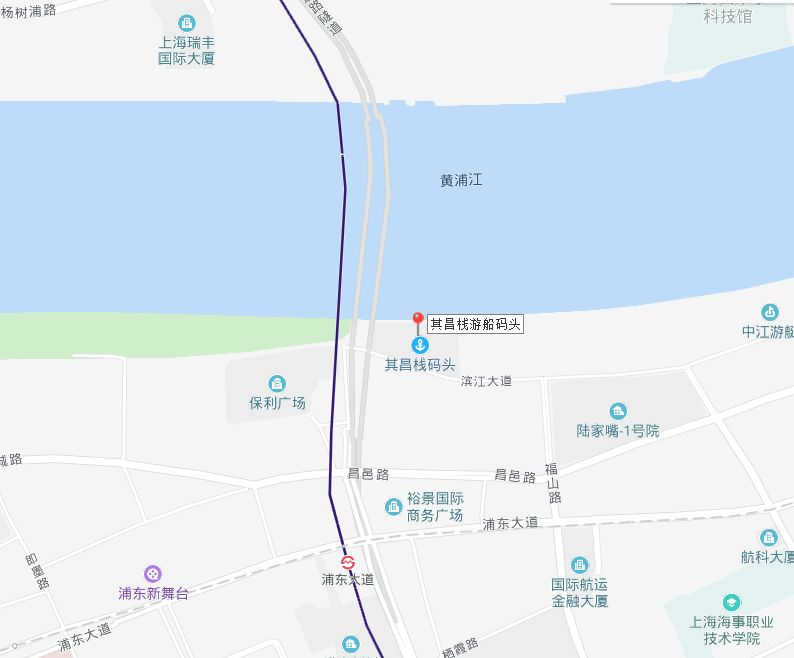 黄浦江夜(日)游航线 船票价格全攻略