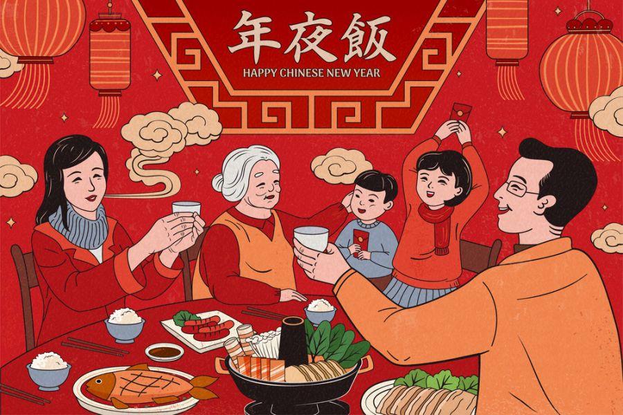 上海老飯店2021年夜飯預訂指南(附菜單)