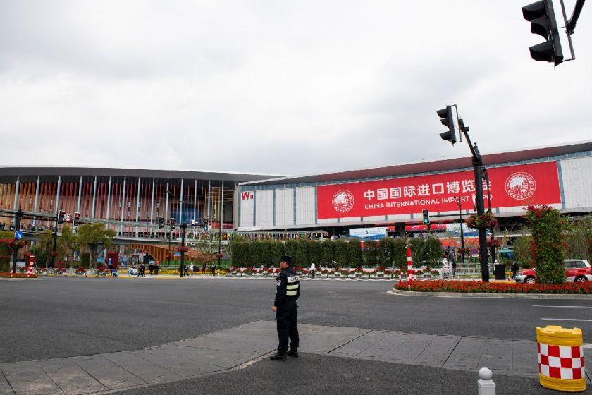 2019上海进博会工地停工/放假吗