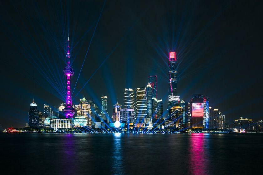 新葡新京外滩灯光秀2020时间表一览 (持续更新)