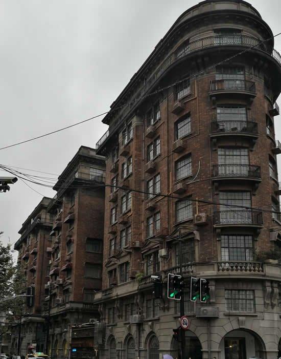 武康大楼修旧如旧重新亮相 等你来打卡