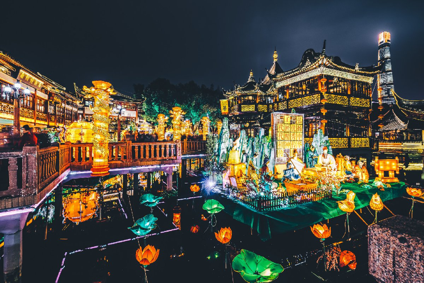 2020申城春节游玩指南