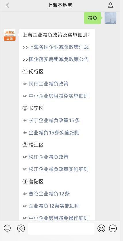 上海(hai)崇明區企業(ye)減負措施實施細則公布