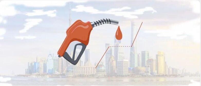 新葡新京油价调整最新消息 6月29日92号汽油涨至5.57元/升
